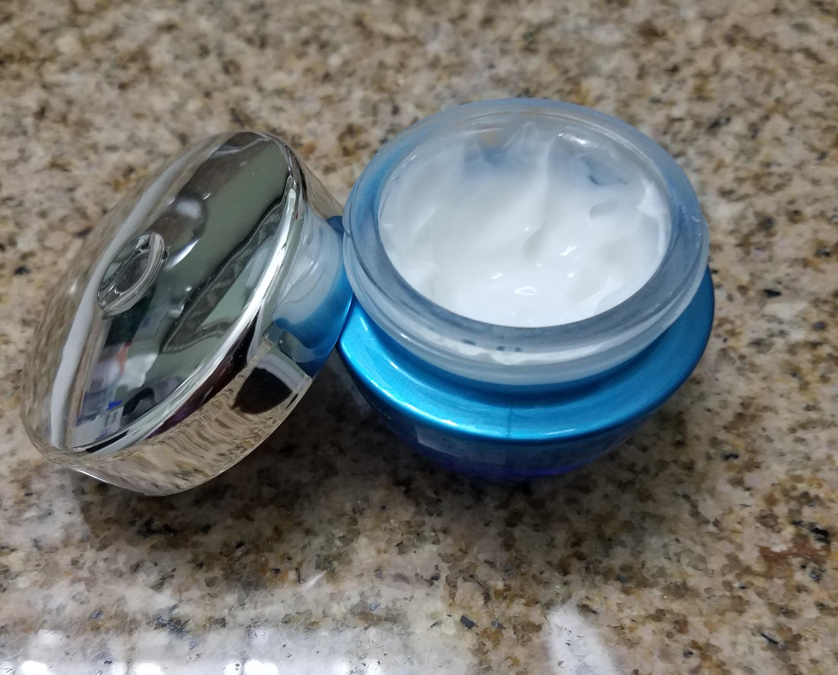 Blue jar recover cream 2019-10-06 20.59.23